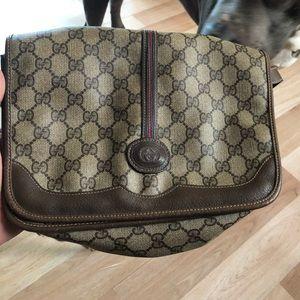 Gucci Shoulder Messenger Bag Unisex